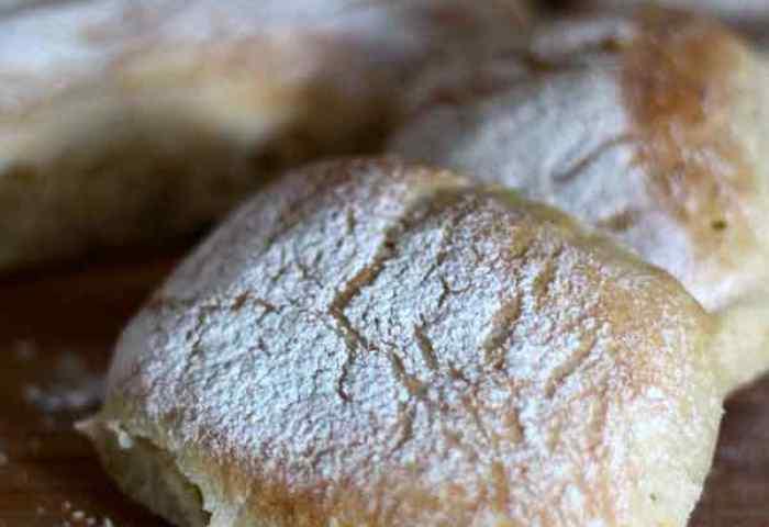 Ciabatta Authentic And Traditional Italian Bread Recipe 196 Flavors