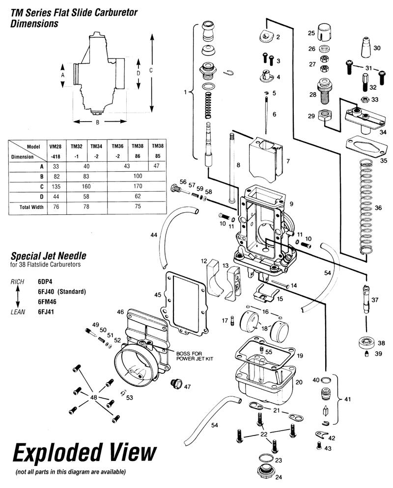 Mikuni tm 24mm flatslide carb leeyfo choice image