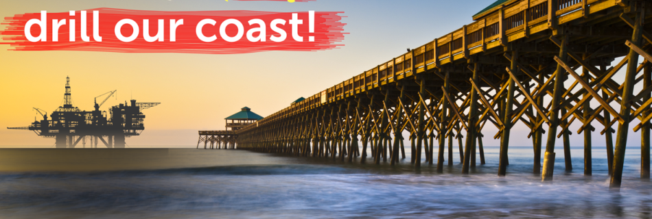 Don't let Trump drill our coasts