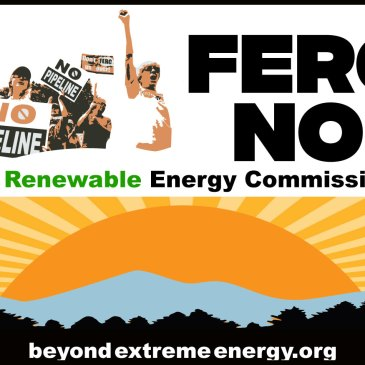 FERC No Federal Renewable Energy Commission YES!