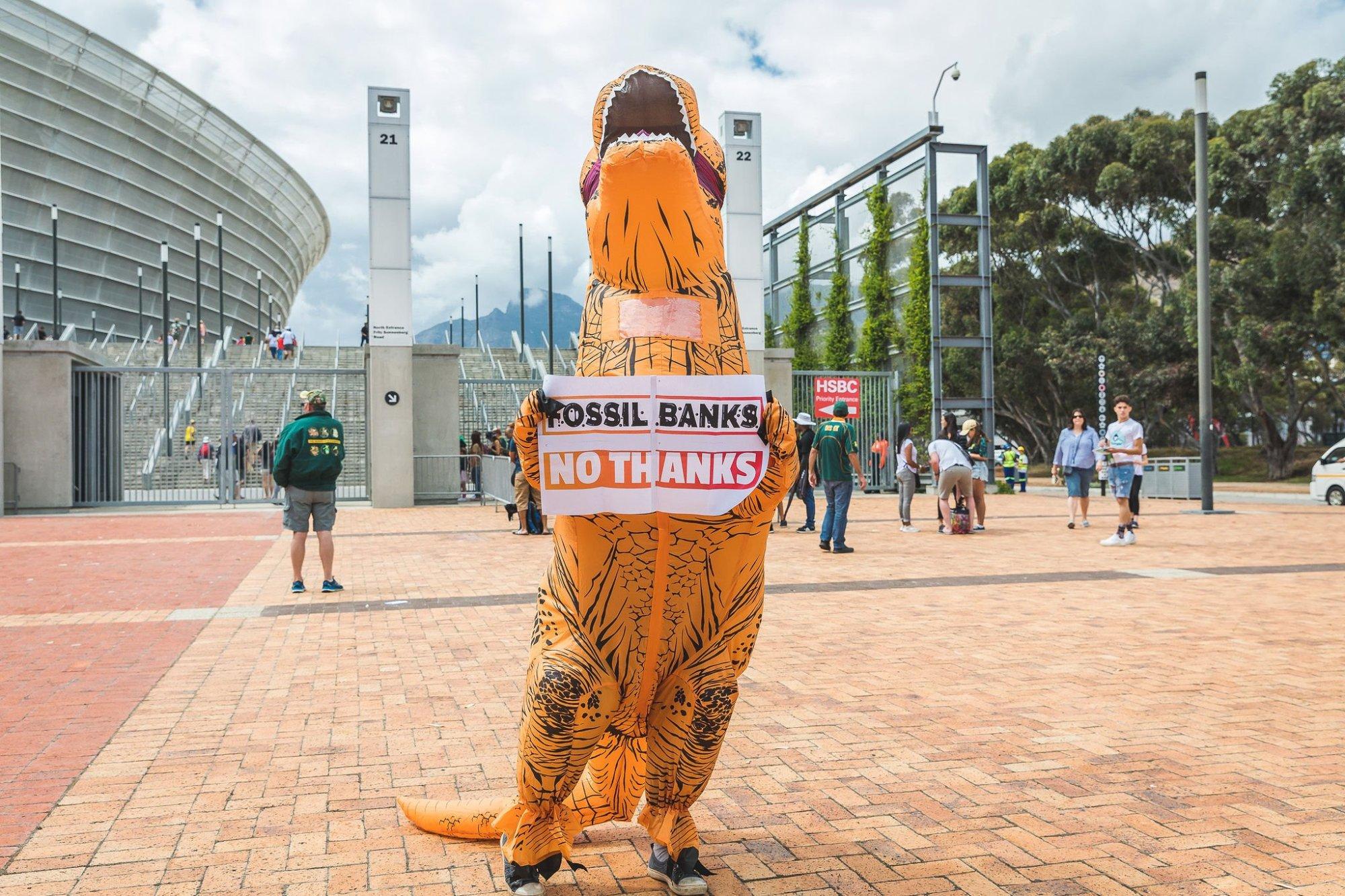#FossilBanks No Thanks
