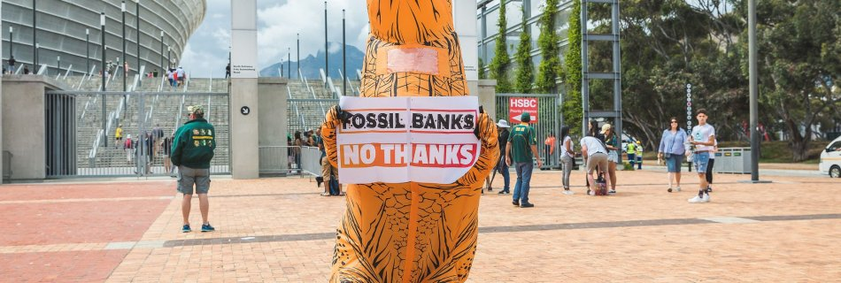 #FossilBanks No Thanks