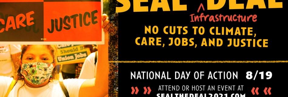 Seal the Deal rallies Aug 19