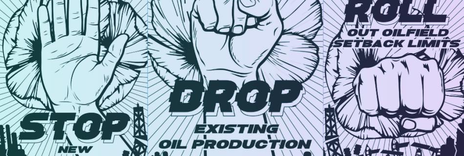 Stop Drop Roll, Ca Youth v Big oil