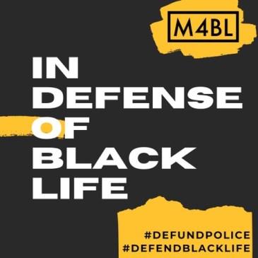 In Defense of Black Lives