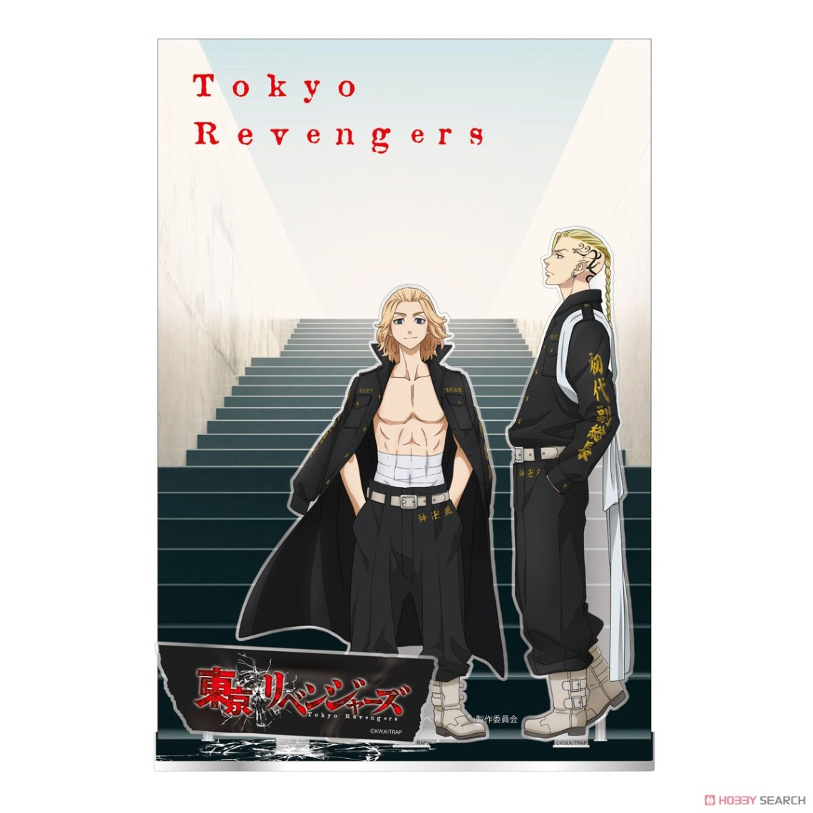 Tokyo Revengers Diorama Acrylic Stand Mikey Draken Anime Toy Hi Res Image List