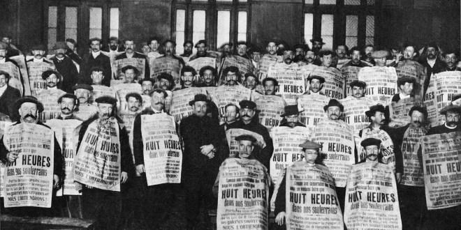 Syndicalisme et mouvement ouvrier. Partie II