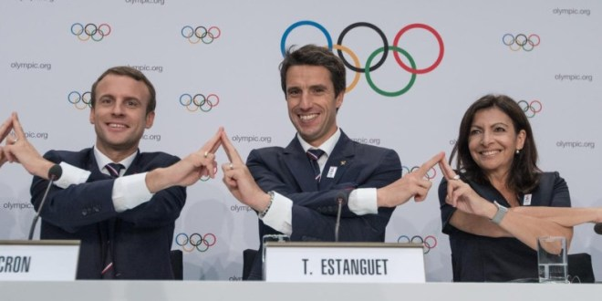 Paris 2024: «On emmerde l'esprit Coubertin!»