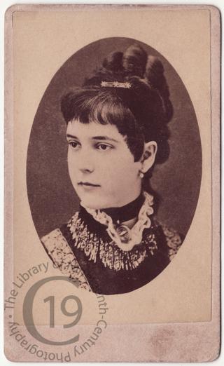 Adelaide portrait