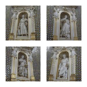 Die 4 Apostel