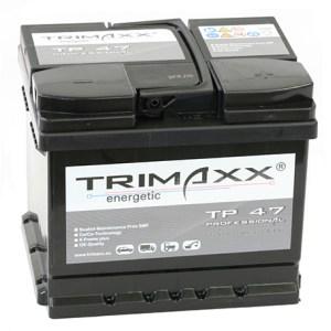 Trimaxx energetic 47Ah