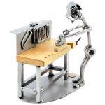 Zu Weihnachten: Schraubenmännchen Tischler oder Schreiner ein prima Geschenk