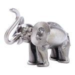 Zu Weihnachten: Hinz und Kunst Metallfigur – kleiner Elefant ein prima Geschenk