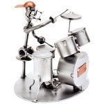 Zu Weihnachten: Schlagzeuger Schraubenmännchen ein prima Geschenk