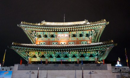 Day Trip to Jinjuseong Jinju Fortress