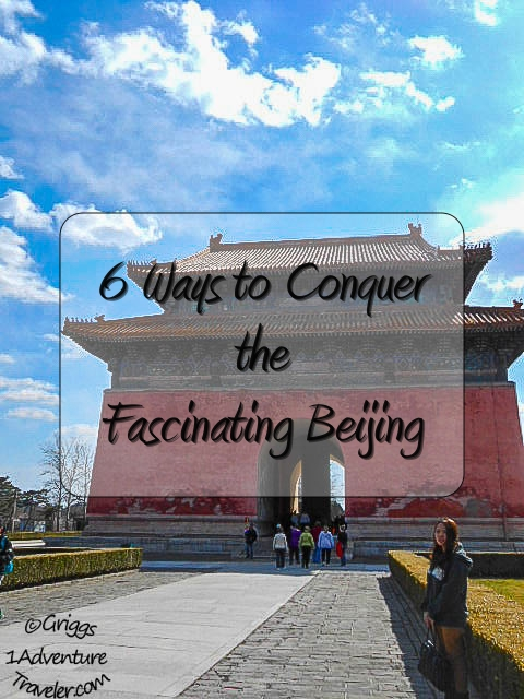 6 Ways to Conquer The Fascinating Beijing - 1AdventureTraveler | Journey with me on a visit to Beijing with Viking River Cruise. Here are your 6 ways to conquer this fascinating city. | China | Beijing | Viking River Cruise | VikingCruises | travel| travelphotography | VisitingChina1 | vacation |