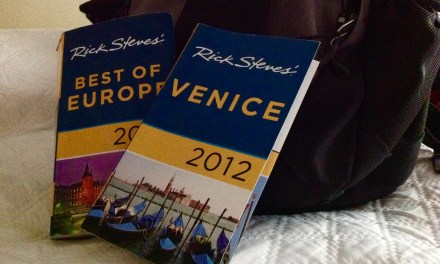 Travel Europe with Rick Steves Travel Books