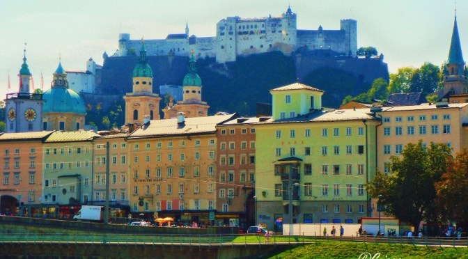 Spend a Few Days in Old Town Salzburg