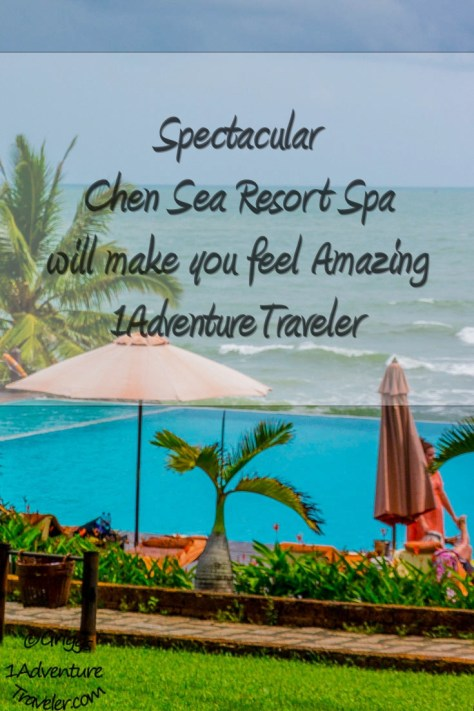 Spectacular Chen Sea Resort Spa will make you feel Amazing with 1AdventureTraveler