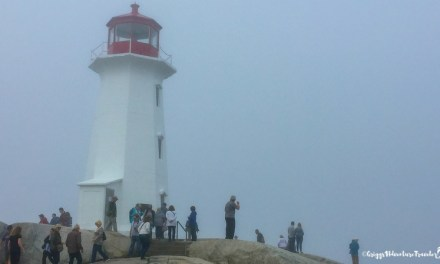 The Enchanted Peggys Cove