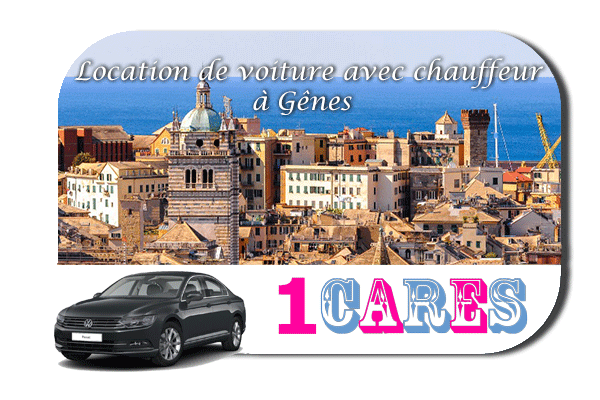 location de voiture avec chauffeur a genes