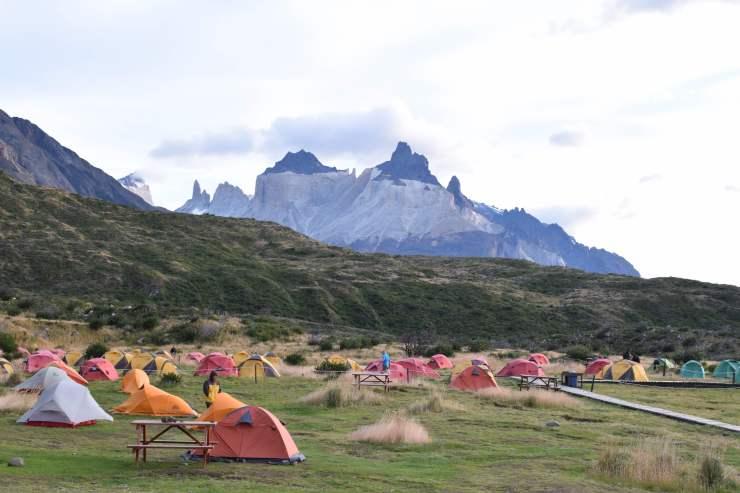 Refuge de Paine Grande