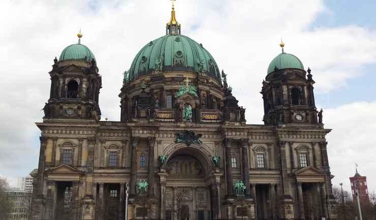 La cathédrale de Berlin