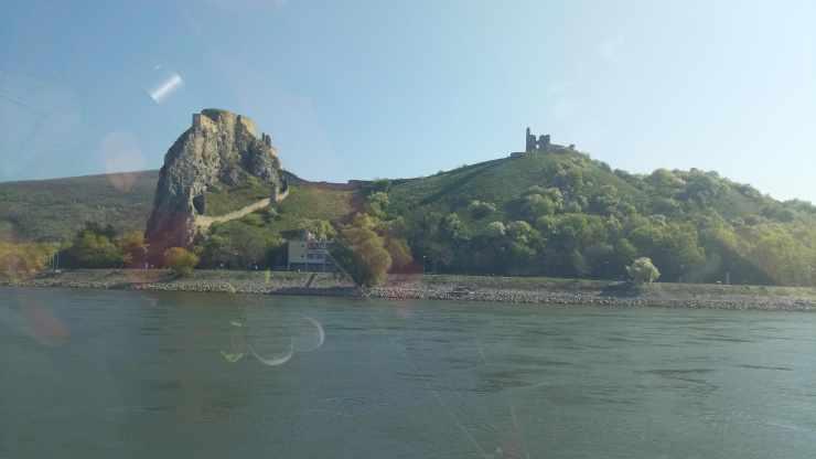 Le château de Devín