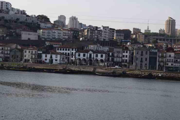 Les caves de Porto