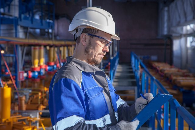 Managing a $7B Oil & Gas Project