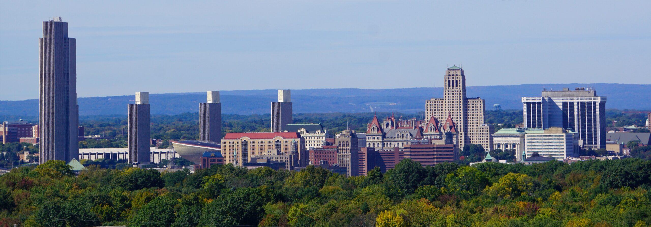 Albany, NY/Capital Region; Photo by Roger Lipera on Unsplash