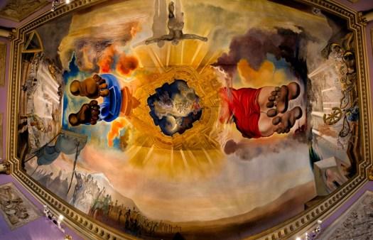 Dali Ceiling