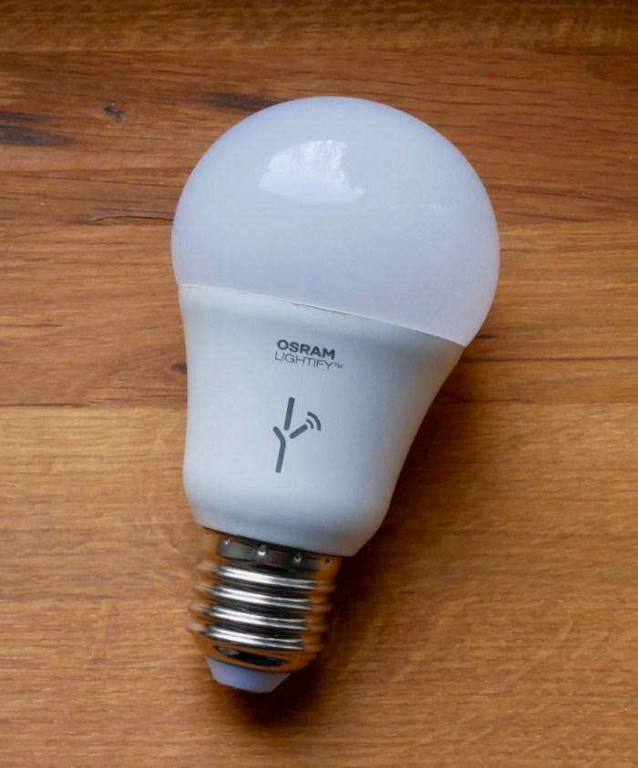 Vernetzte Retrofit-Lampe