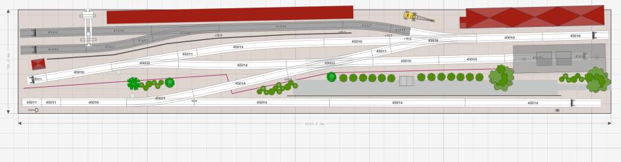 Beispiellayout Railmodeller