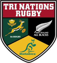 Tri Nations Rugby - South Africa, New Zealand, Australia