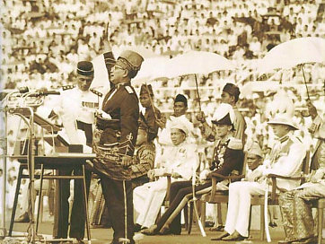 Tunku Abdul Rahman 1957 from Wikipedia.org