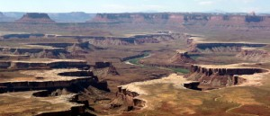 Green River Overlook, Canyonlands Island in the Sky