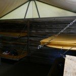 Colter Bay tent village