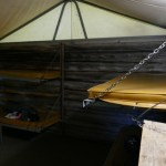 Colter Bay tent village