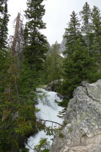 Hidden Falls Grand Teton NP