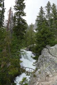 Hidden Falls Grand Teton NP