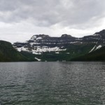 Cameron Lake Glacier NP