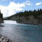Bow River Falls Banff