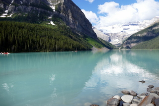 Lake Louise Big Beehive trail