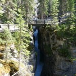 Maligne Canyon Trail