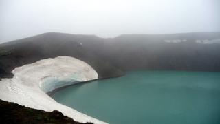 Cratère Viti, autour du lac Myvatn