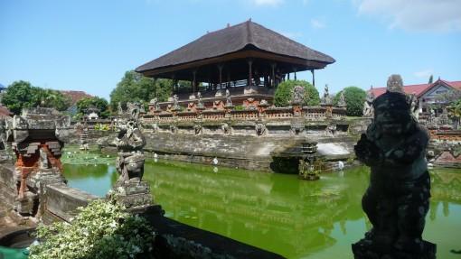 Temple de Klungkung, Bali