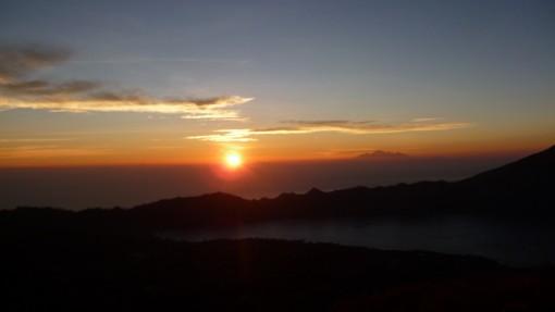 Excursion du Mont Batur