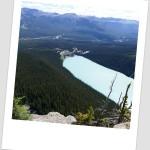 Le Lake Louise et ses environs