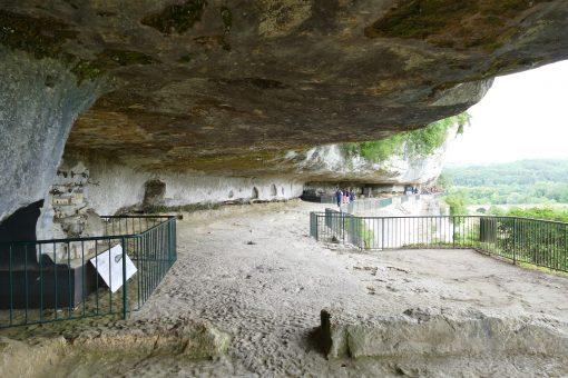 La Roque Saint-Christophe, Périgord Noir